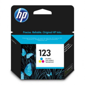 Картридж HP F6V16AE Color 3