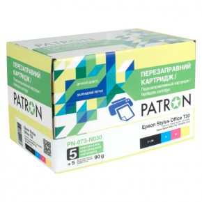 Картридж Patron для Epson Stylus Office T30, PN-073-030 (CIR-PN-ET073-030)