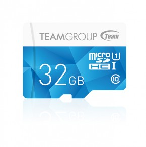 Карта памяти Team Class 10 UHS| 32GB microSDHC no adapter Color (TCUSDH32GUHS02)