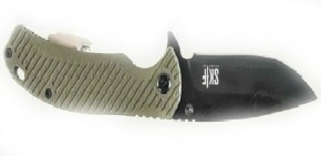 Нож Skif Assistant G-10/Black SW green 3