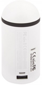 Внешний аккумулятор Remax Power Bank Cutie Series RPL-36 10000 mah White 3