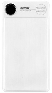 Внешний аккумулятор Remax Power Bank Kooker Series 20000 mah White