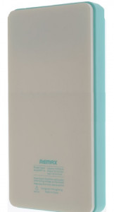 Внешний аккумулятор Remax Power Bank Muse Series 10000 mah Blue 3