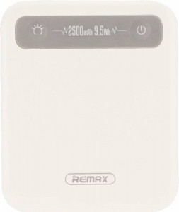Внешний аккумулятор Remax Power Bank Pino Series 2500 mah White
