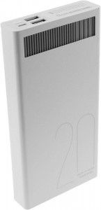 Внешний аккумулятор Remax Revolution Series RPL-58 20000 mah White 7