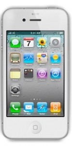 Мобильный телефон Apple iPhone 4 32Gb White never locked