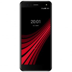 Фотография Смартфон Ergo V550 Vision Red Black (0)