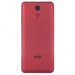 Фотография Смартфон Ergo V550 Vision Red Black (1)