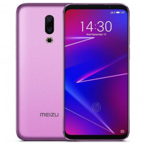 Смартфон Meizu 16 6/64GB Purple *EU
