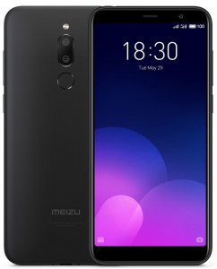 Смартфон Meizu M6T 2/16GB Black *EU 3