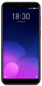 Смартфон Meizu M6T 2/16GB Black *EU 7