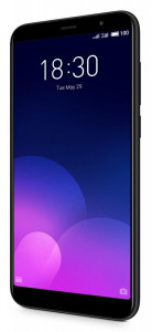Смартфон Meizu M6T 2/16GB Black *EU 13
