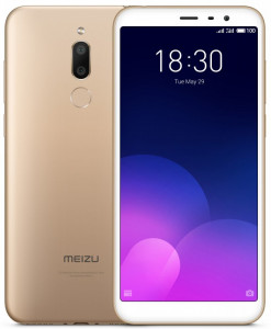 Смартфон Meizu M6T 2/16GB Gold *EU