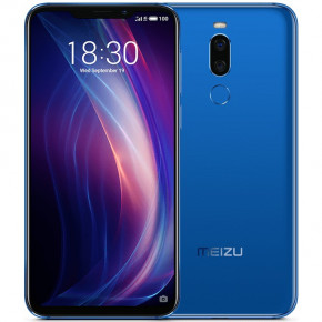 Смартфон Meizu X8 6/128GB Blue *EU