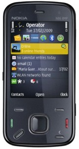 Nokia N86 8MP Black