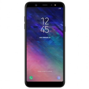 Мобильный телефон Samsung Galaxy A6+ 3/32GB Black (SM-A605FZKN)
