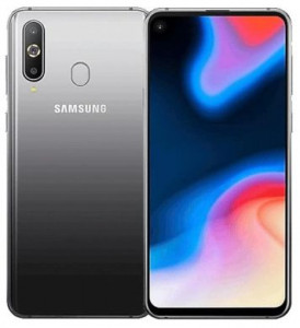 Смартфон Samsung Galaxy A8s 2018 6/128GB Gradation Black *EU