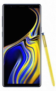 Смартфон Samsung Galaxy Note9 6/128GB Blue (SM-N960FZBD) 8