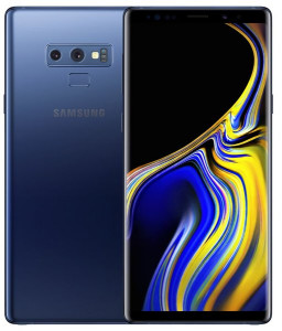 Смартфон Samsung Galaxy Note9 6/128GB Blue (SM-N960FZBD) 12