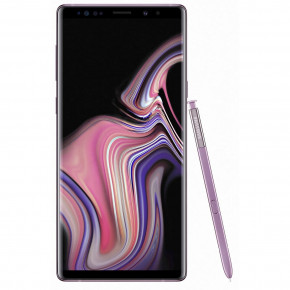Смартфон Samsung Galaxy Note 9 N9600 6/128GB Lavender Purple *EU