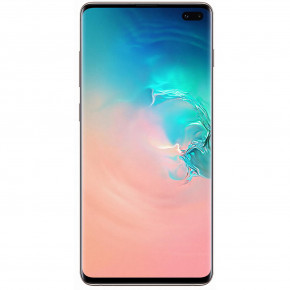 Смартфон Samsung Galaxy S10+ SM-G975 DS 128GB White (SM-G975FZWD) *EU