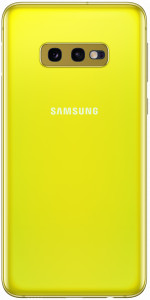 Смартфон Samsung Galaxy S10e 6/128 GB Yellow (SM-G970FZYDSEK) *EU 7