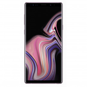 Смартфон Samsung Galaxy Note 9 6/128GB Lavender Purple (SM-N960FZPD) *EU 10