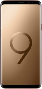 Смартфон Samsung SM-G965F Galaxy S9 Plus 64Gb Duos ZDD sunrise gold