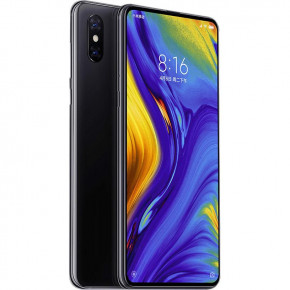 Смартфон Xiaomi MI Mix 3 6/128Gb Onyx Black *EU 3