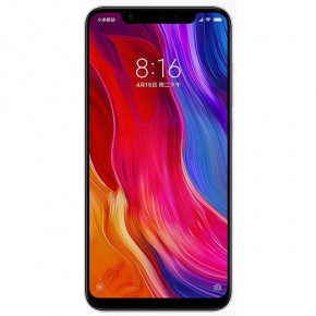 Смартфон Xiaomi Mi 8 6/64GB White *EU