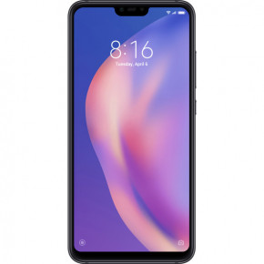 Смартфон Xiaomi Mi 8 Lite 4/64Gb Midnight Black *EU