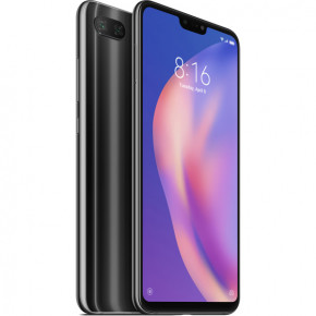Смартфон Xiaomi Mi 8 Lite 4/64Gb Midnight Black *EU 9