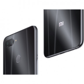Смартфон Xiaomi Mi 8 Lite 4/64Gb Midnight Black *EU 11