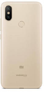 Смартфон Xiaomi Mi A2 4/32GB Gold *EU 3