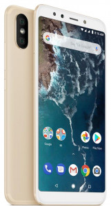 Смартфон Xiaomi Mi A2 4/32GB Gold *EU 5