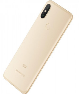 Смартфон Xiaomi Mi A2 4/32GB Gold *EU 8
