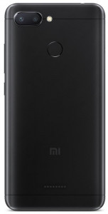 Смартфон Xiaomi Redmi 6 3/32GB Black *EU 4