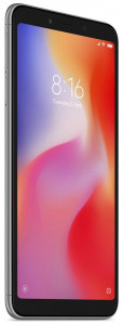 Смартфон Xiaomi Redmi 6 3/32GB Black *EU 5
