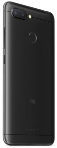 Смартфон Xiaomi Redmi 6 3/32GB Black *EU 6