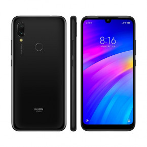 Смартфон Xiaomi Redmi 7 3/32GB Black *EU 5