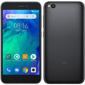 Смартфон Xiaomi Redmi Go 1/8GB Black *EU