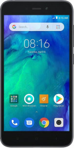 Смартфон Xiaomi Redmi Go 1/8GB Blue *EU 3