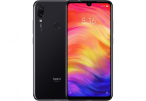 Смартфон Xiaomi Redmi Note 7 3/32Gb Black *EU 7