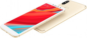 Смартфон Xiaomi Redmi S2 3/32GB Gold *EU 4
