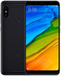 Смартфон Xiaomi Redmi Note 5 4/64GB Black *CN