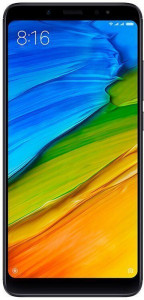 Смартфон Xiaomi Redmi Note 5 4/64GB Black *CN 5