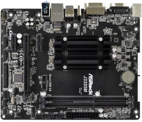 Материнская плата ASRock J3355M Intel Dual-Core Processor J3355