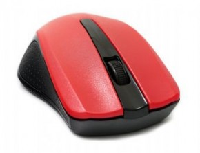Мышь Gembird wireless (MUSW-101-R) Red 4
