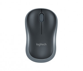 Мышь Logitech M185 Wireless Grey (910-002238)