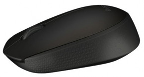 Мышь Logitech Optical Mouse B170 Black (910-004798) 4
